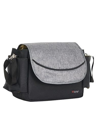 Bye Bye Stroller Bag Düzenleyici Çanta Gri